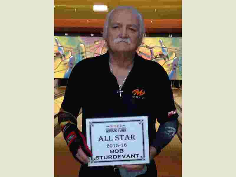 All Star Bob Sturdevant